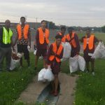 Boys Basketball Clean Up Killeen