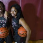 DAZZLING DUO FOR LADY ROOS