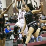 Lady Longhorns end Lady Roos' season