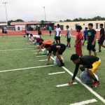 Future Roo Football Camp Pictures