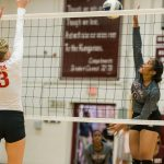 Lady Tigers sweep Lady Roos by Felisa Cardenas