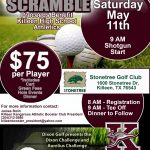 Kangaroo Golf Scramble Info