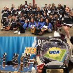 KHS Cheer takes 2nd at UCA