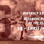 Roo Football All District Honors