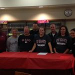 Rylee Davis signs letter of intent to play basketball at Indiana University East