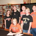 DeAnn Kauffman Signs with Indiana Tech