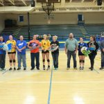 Seniors Shine in Last Home Game
