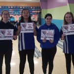Bowling Teams Both Place 2nd at UKC League Tournament