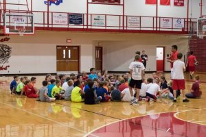 Bath Co. Wildcats Basketball Camp 6-7