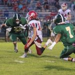 Bath County Football Stats: Rowan County