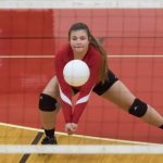 Volleyball Sweeps Boyd