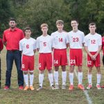 Soccer Seniors Honored