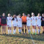 Ladycats Roll Over Lady Saints