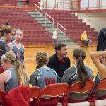 Girls' Basketball Scrimmage vs Robertson Co 11-12