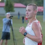 Dakota Begley featured on KYtrackXC