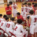Boys' Basketball vs Russell-EKC 12-3