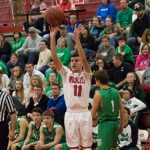 Boys' Basketball vs Menifee 12-9
