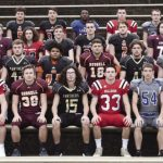 Landan Swartz & Ty Rogers on All-Area Small School Football Team