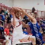 Boys' Basketball vs Nicholas 1-4