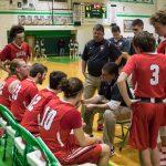 Boys' Basketball vs Menifee 1-7