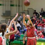 Girls' Basketball vs Menifee 1-7