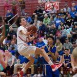 Boys' Basketball vs Morgan Class A 1-14