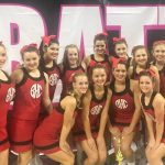 BCHS Cheerleaders 1st Place at 'The Classic Battle'
