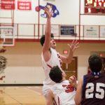 Boys' Basketball vs West Carter 2-11