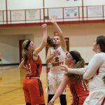 Girls' Basketball vs Raceland 2-13