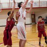 Boys' Basketball vs Fairview-Sr Night 2-14