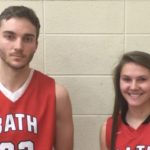 Jake Mitchell and McKenna Moore Named on The Daily Independent's All-Area Team; Peyton Honorable Mention