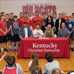 Jake Mitchell Signing with Kentucky Christian University 5-24