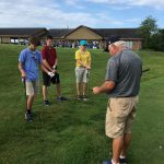 Youth Service Center Sponsors Golf Camp