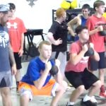 Bath County Boys Basketball Off-Season Conditioning Begins at CrossFit Strode Station