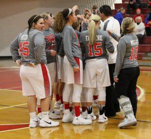Girl's Varsity Basketball December 6th