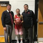 Moore joins 1,000 point club