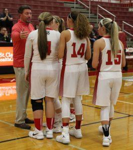 Girls Varsity Basketball December 15th