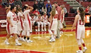 Girl's Varsity Basketball January 3rd