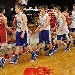 Boy's Freshmen Basketball January 6th