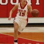Girls Varsity Basketball beats Montgomery County 61 – 48