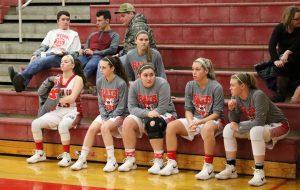 Girls Varsity Basketball January 23rd