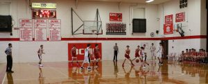 Boys Freshmen Basketball January 27th