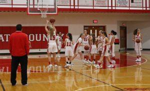 Girls Varsity Basketball January 27th