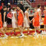 Boys Varsity Basketball February 3rd