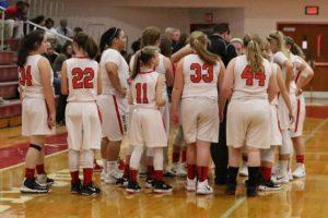 Girls JV Basketball February 6th