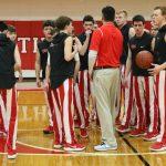 Boys Varsity Basketball February 8th