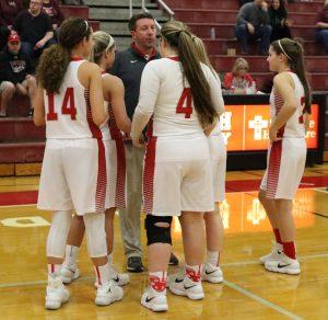 Girls Varsity Basketball February 9th