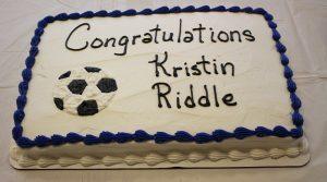Kristin Riddle Berea Signing