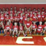 Bath County Basketball's 3rd Annual Camp with the Cats Another Great Success