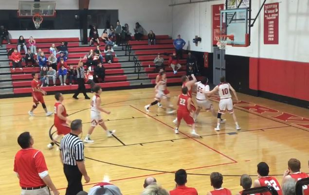 Wildcats Shoot Way to First Win at Fairview 82-68